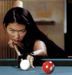 Proper Pool Billiards Etiquette Rule 2 Dont Walk In Front Of A Shooter